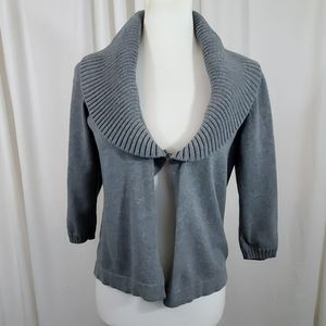 KENNETH COLE Gray Sweater